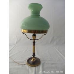 Lampara metal Míller color verde