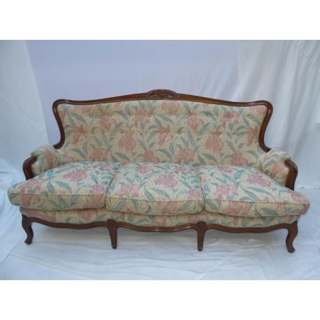 Sofa clasico restaurado
