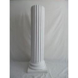 Columna de fibra estilo griego