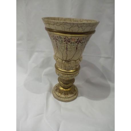 Jarron de ceramica decorada para alquilar