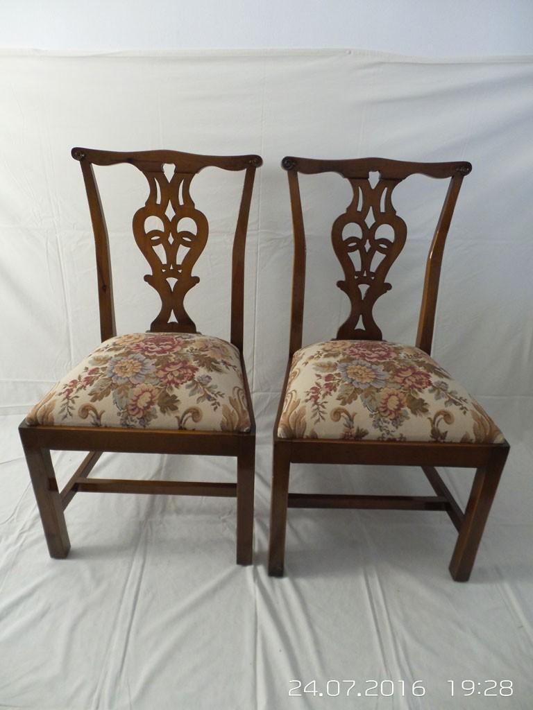 Sillas comedor clasicas tapizadas silla tapizada capiton for Sillas comedor clasicas tapizadas