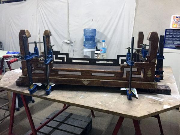 taller para restaurar muebles antiguos